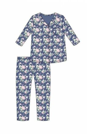 Cornette 482/283 Cindy piżama damska