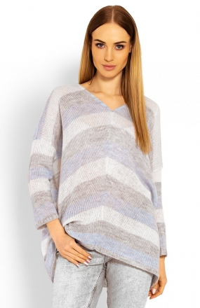 PeekaBoo 30057 sweter błękitny