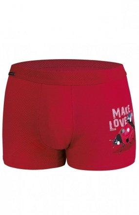 Cornette 010/62 Make Love 2 Walentynkowe bokserki