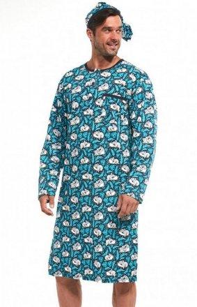 Cornette 110/644501 dł/r 3XL-5XL koszula nocna męska