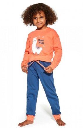 Cornette Young Girl 470/144 Good Night piżama dziewczęca