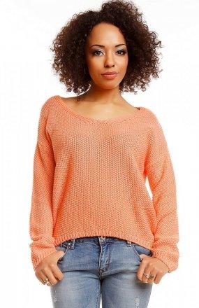 PeekaBoo 30047 sweter morelowy