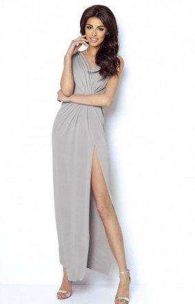 Ivon Dalia sukienka szara