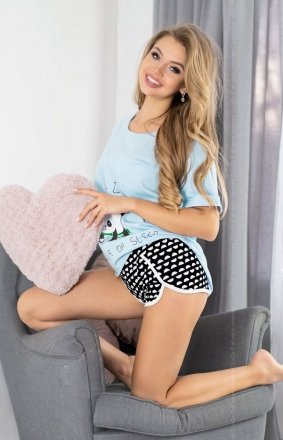 *Dwuczęściowa piżamka Panda 2012