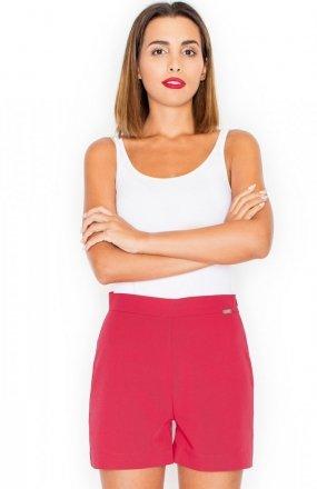 Katrus K294 spodnie czerwone