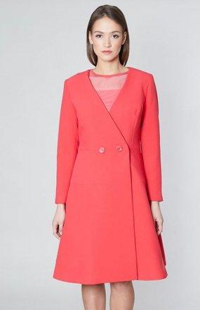 Click Fashion Daban płaszcz