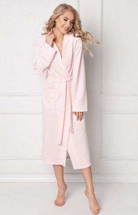 Aruelle Szlafrok Marshmallow Pink Long