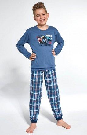Cornette Kids Boy 593/112 Need For Speed piżama