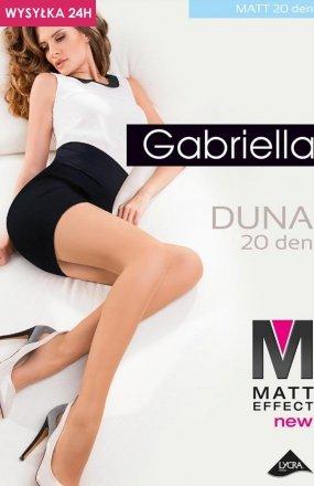 Gabriella Duna Matt 20 Den Code 714 rajstopy klasyczne