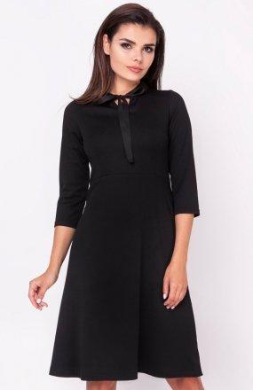 Nommo NA224 sukienka czarna