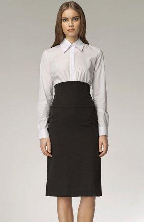 *Nife SP02 spódnica czarna