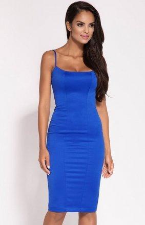 Dursi Alia sukienka niebieska