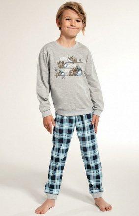 Cornette 593/98 Kids Koala dł/r 86-128 piżama chłopięca