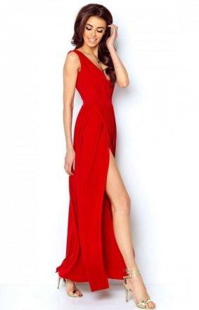 Ivon Rebeca sukienka czerwona