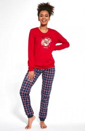 Cornette 671/261 Reindeer piżama damska