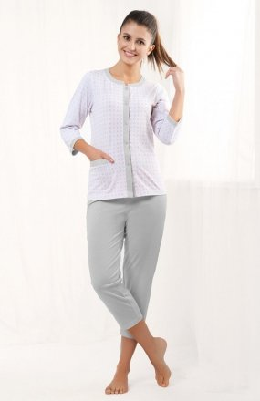 Luna 493 MAXI PLUS piżama