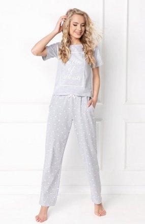 Aruelle Hearty Long Grey piżama