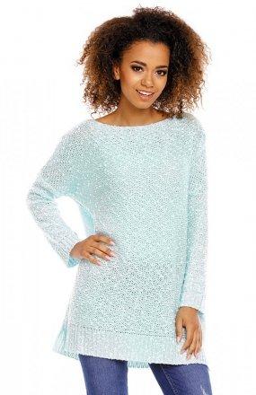 PeekaBoo 70005 sweter miętowy