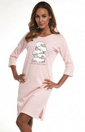 *Cornette 641/240 Sheep 2 3/4 S-2XL koszula nocna