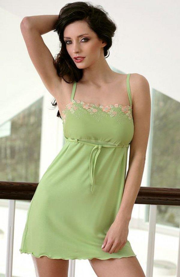Dkaren Soraya koszulka zielona