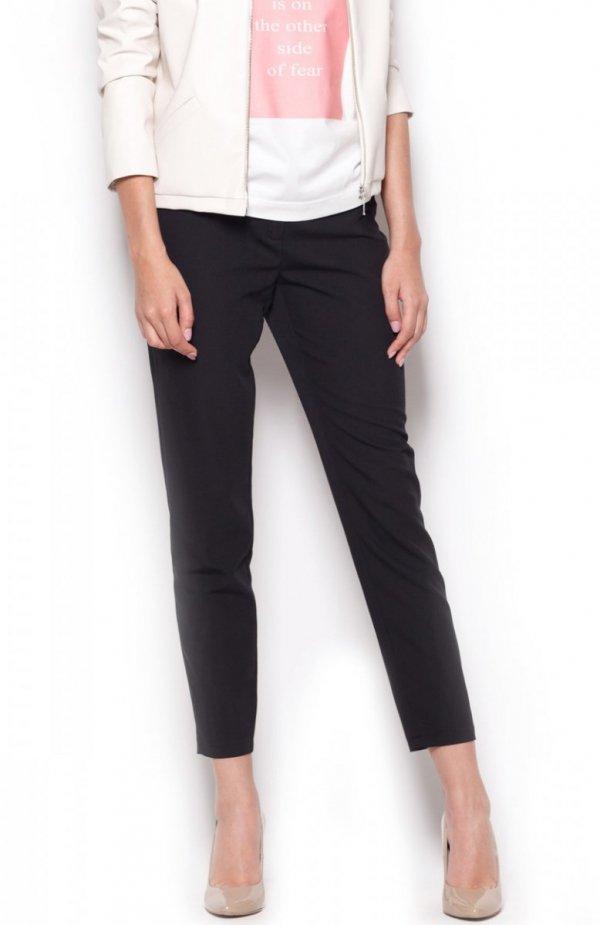 Figl M293 spodnie czarne