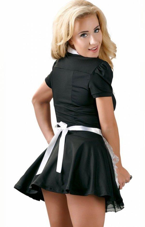 Cottelli Collection kostium kelnerki tył