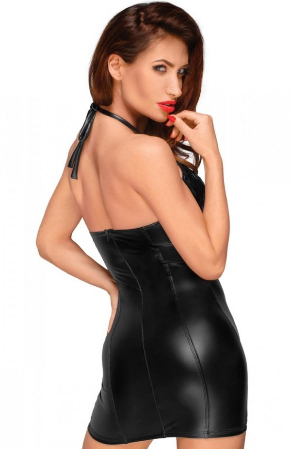 Noir 271671210 mini sukienka tył