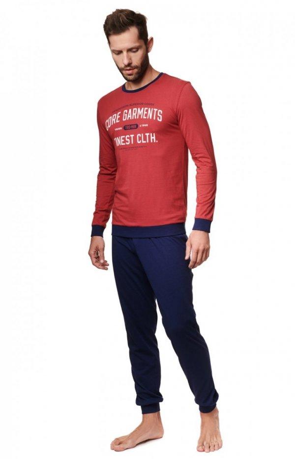 Agent 39254-33X piżama męska