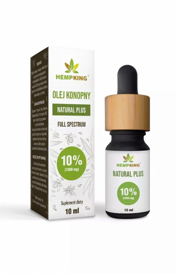 HempKing Olej konopny CBD Natural 10%-1