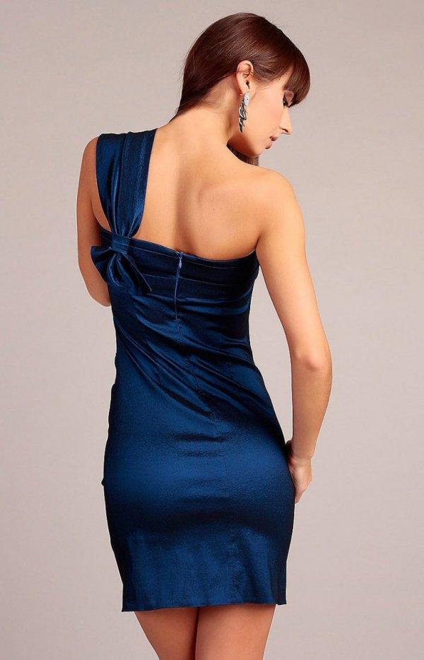 Vera Fashion Kaja sukienka granatowa