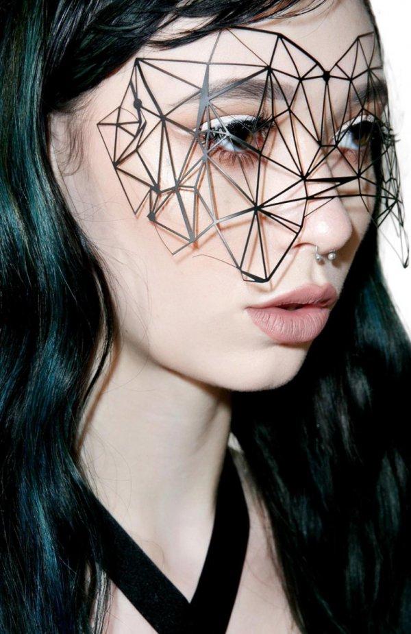 Bijoux Indiscrets Kristine maska