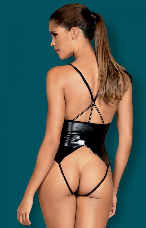 Obsessive Stormea erotyczne body tył
