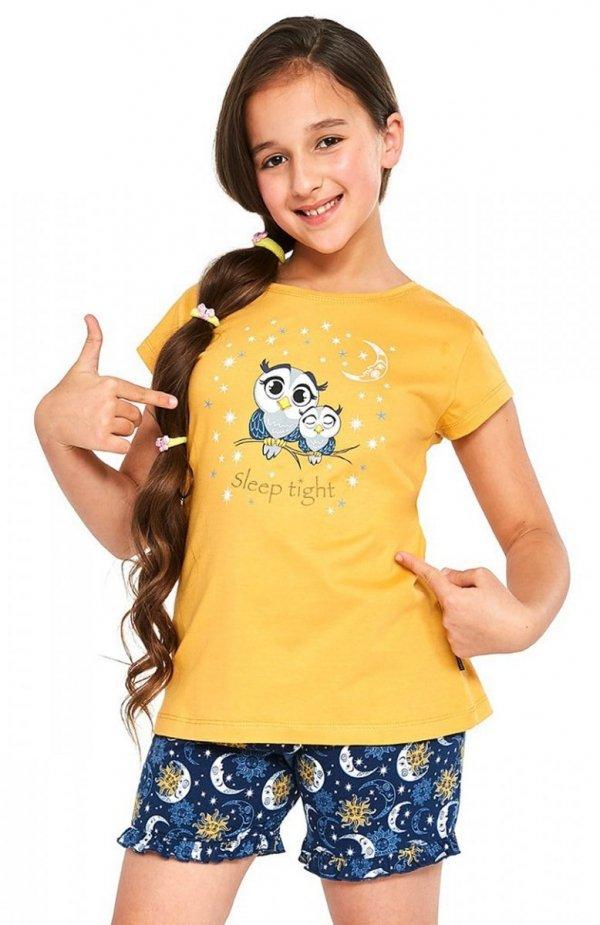 Cornette Young Girl 489/86 Owls piżama