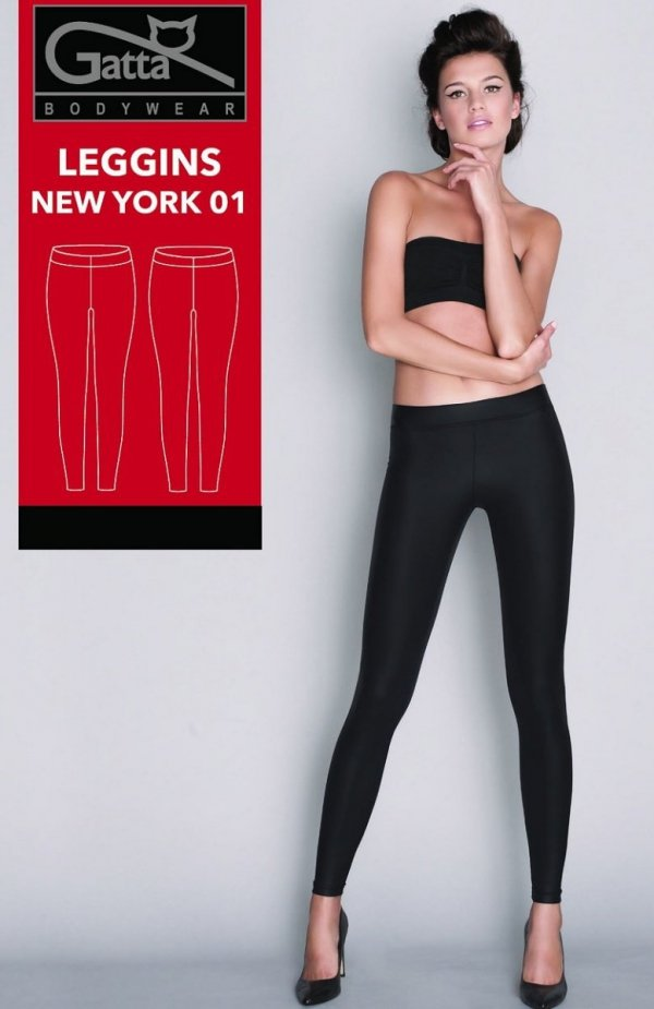 Gatta New York 01 legginsy