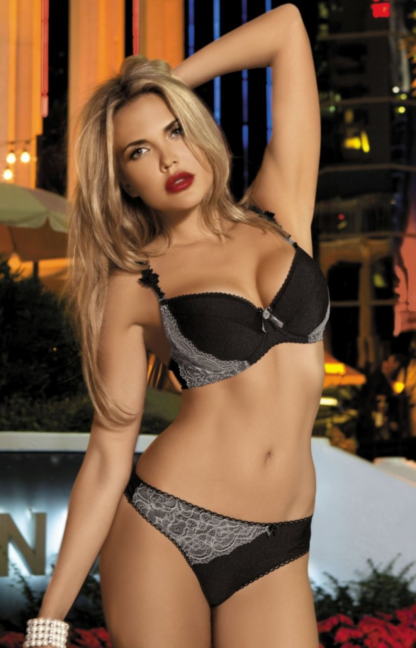 Kinga Chic I 2307 biustonosz push up