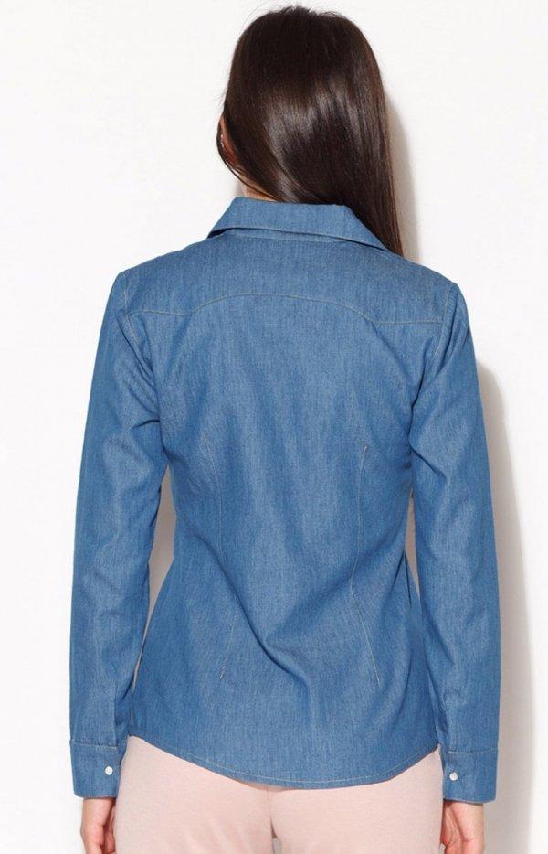 Katrus K171 koszula jeans