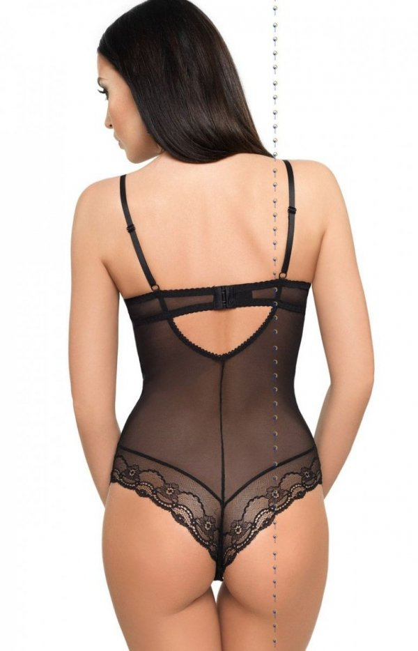 Gorsenia Be Glamour BG003 Lady body tył