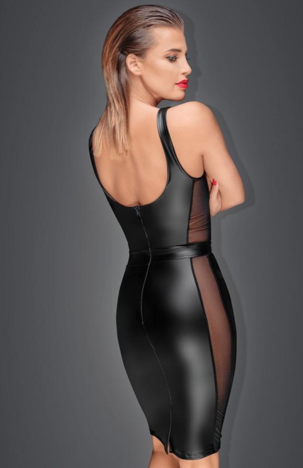 Noir F151 sukienka erotyczna tył