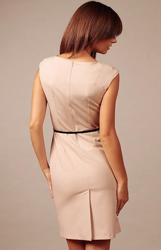 Vera Fashion Estera sukienka cappucino