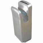 Kieszeniowa suszarka do rąk Faneco Monsun 1650W (DA1650PFS), automatyczna, srebrna, ABS z powłoką antybakteryjną