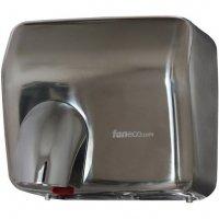 Suszarka do rąk Faneco Solano 2500W (DA2500SFB), automatyczna, srebrna ze stali nierdzewnej