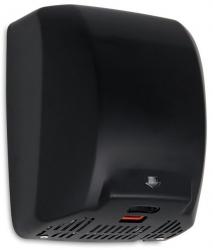 Suszarka do rąk Warmtec MaxFlow 1800W, automatyczna, czarna ze stali nierdzewnej