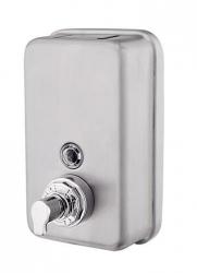 Dozownik (dystrybutor) mydła w płynie metalowy SD1000MB2 pojemność 1litr