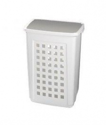 Kosz na zużyte ręczniki papierowe Bisk Masterline 76902 poj. 60l z tworzywa ABS