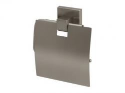 Uchwyt WC z klapką Bisk Nord 00582 na papier toaletowy w rolce