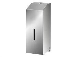 Dozownik dystrybutor mydła w płynie Bisk Masterline D2 05880 1 litr ze stali nierdzewnej