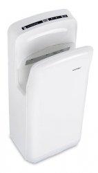 Kieszeniowa suszarka do rąk Warmtec JetFlow 1650 1650W, automatyczna, biała, ABS