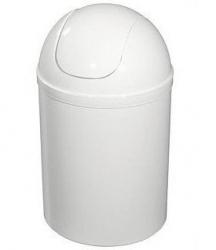 Kosz na śmieci Bisk Masterline 90302 poj. 5l z tworzywa ABS