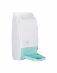 Dozownik łokciowy do płynów dezynfekujących lub mydła w płynie 0,75 l 098-01