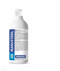 Dr Manusteril Płyn do higienicznej dezynfekcji rąk i powierzchni 500 ml